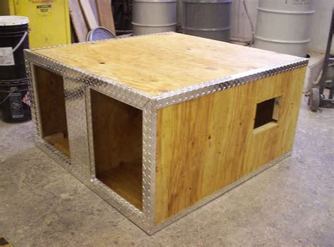 Diy Dog Boxes For Utv