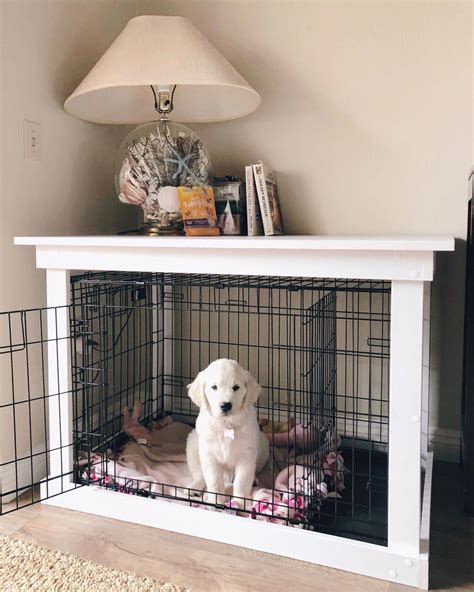 Diy Dog Crates That Look Like Furniture