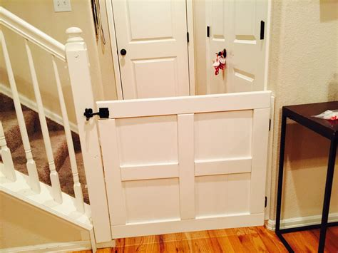 Diy Dog Gate Ideas