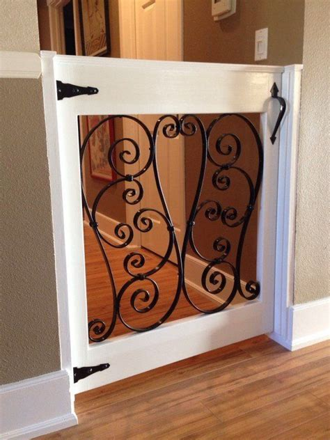 Diy Dog Gate Pinterest
