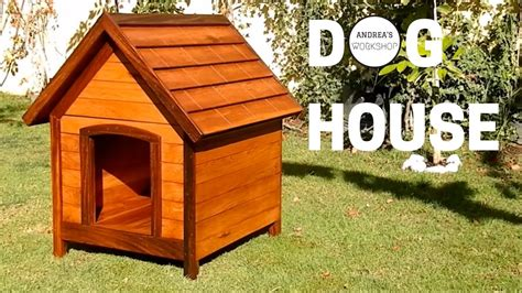 Diy Dog House With Removable Roof