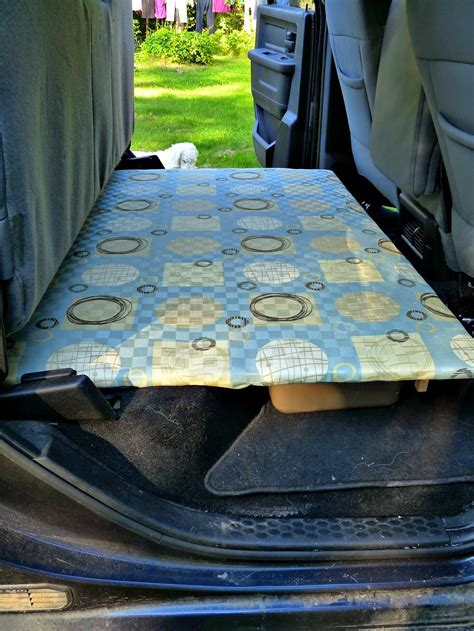 Diy Dog Platform For Car