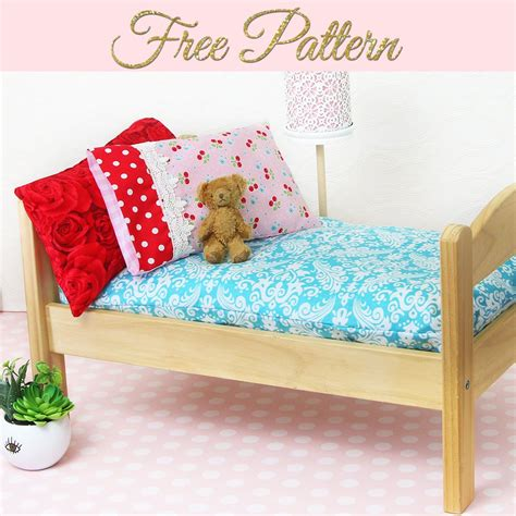 Diy Doll Bed Pattern
