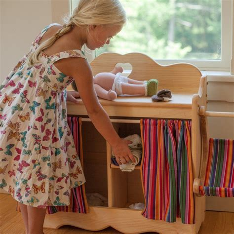 Diy Doll Change Table In Word