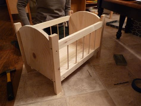 Diy Doll Crib Plans