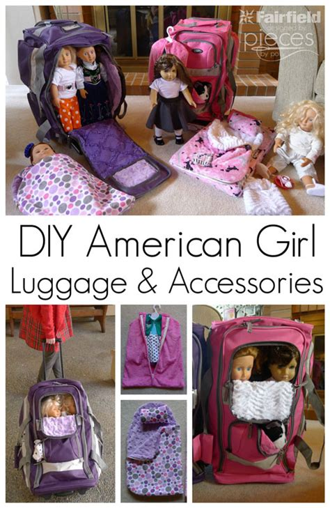 Diy Doll Travel Stuff