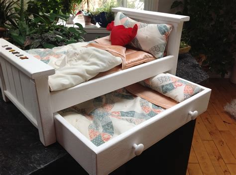 Diy Doll Trundle Bed