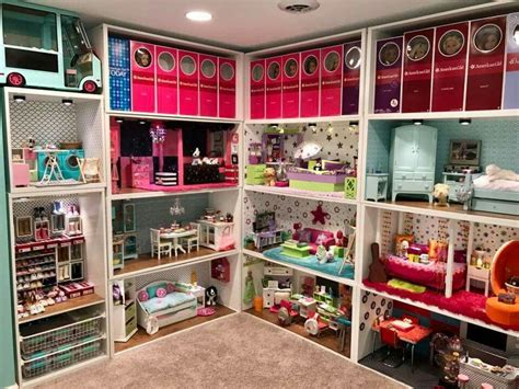 Diy Dollhouse For 18 Inch Dolls