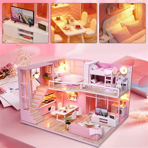 Diy Dollhouse Kits