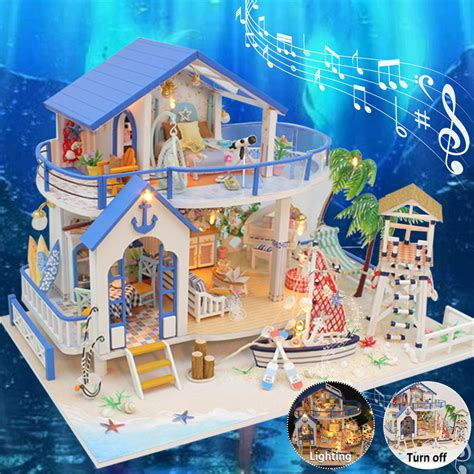 Diy Dollhouse Toy Box Youtube