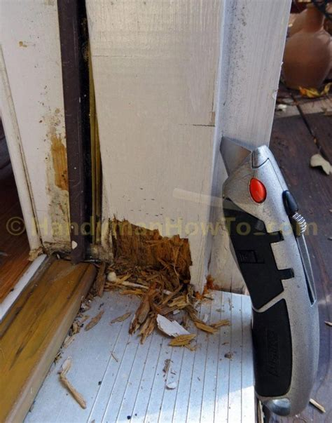 Diy Door Frame Replacement