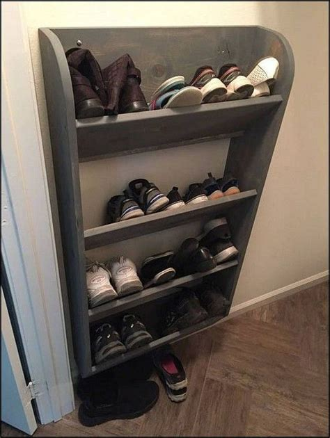 Diy Door Hanging Shoe Rack