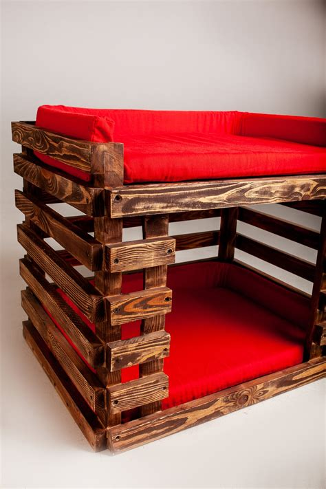 Diy Doulbe Deck Dog Bed Frame