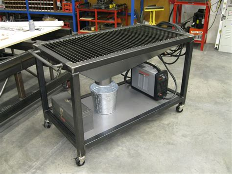 Diy Downdraft Welding Table