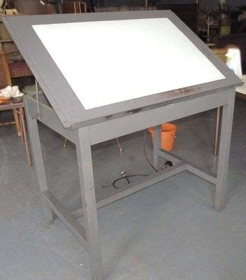 Diy Drafting Light Table