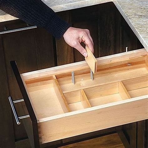 Diy Drawer Dividers Kitchen