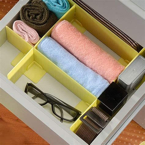 Diy Drawer Dividers Organizers