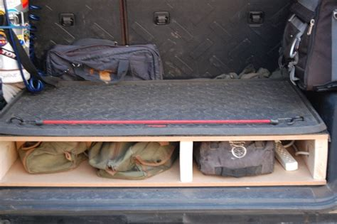 Diy Drawers For Fj Cruiser