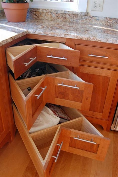 Diy Drawers For Kitchen Cabinet
