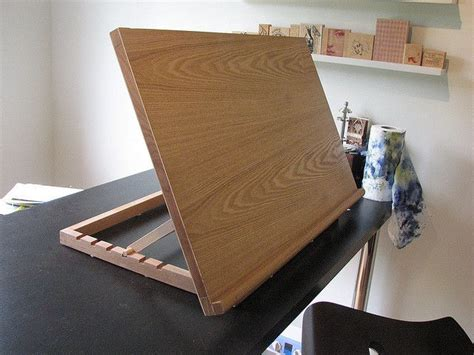 Diy Drawing Tabletop Easel Ideas