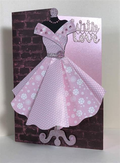 Diy Dress Cards