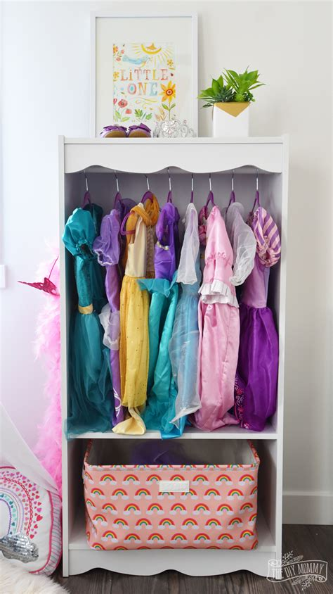 Diy Dress Up Storage Bookcase