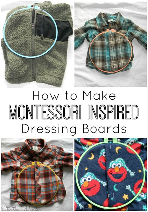 Diy Dressing Board