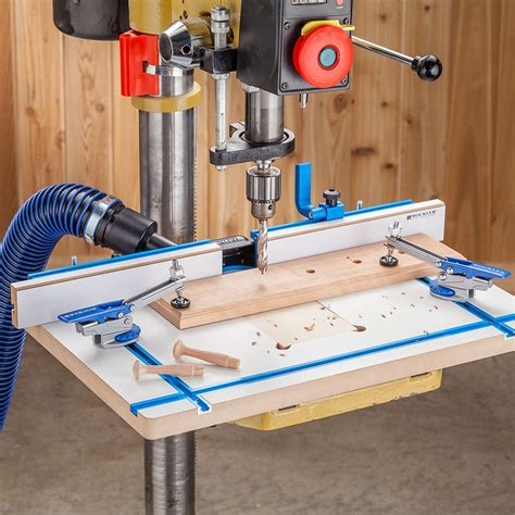 Diy Drill Press Fence