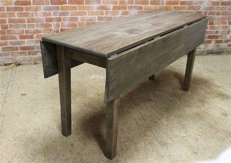 Diy Drop Leaf Craft Table