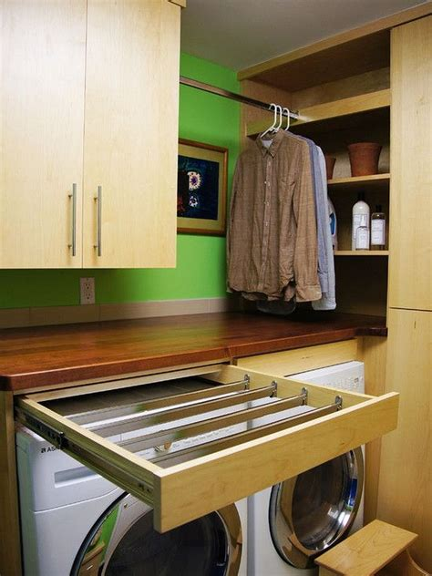 Diy Drying Rack Drawer