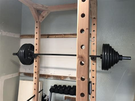Diy Duke Power Rack