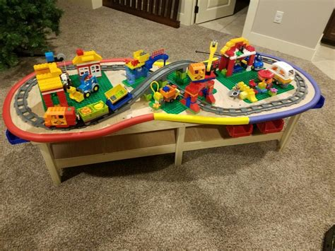 Diy Duplo Lego Table