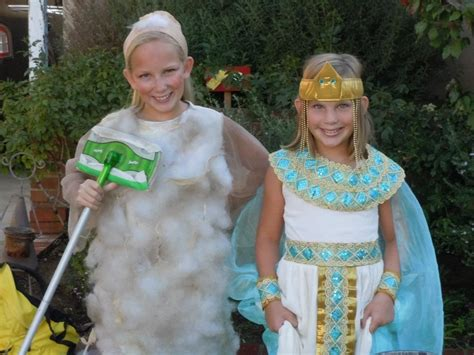 Diy Dust Bunny Costume