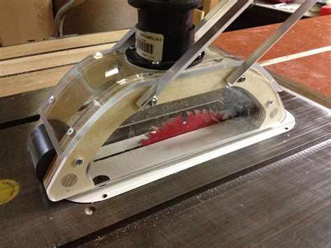 Diy Dust Collector For Table Saw
