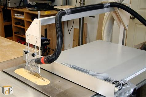 Diy Dust Extraction Table Saw
