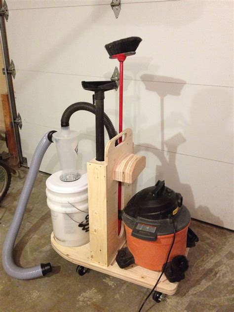 Diy Dyson Wood Shop Vacuum
