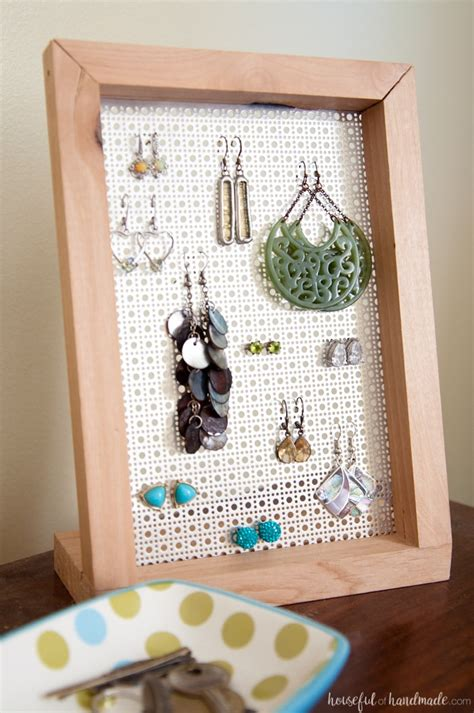 Diy Earring Display Stand