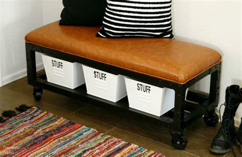 Diy Easy Cheap Ottoman Bench