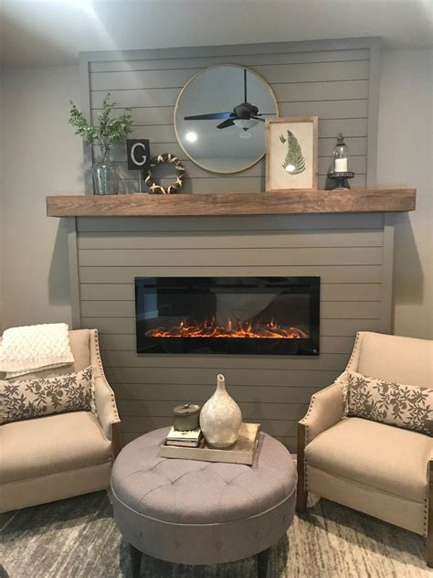 Diy Electric Fireplace Ideas