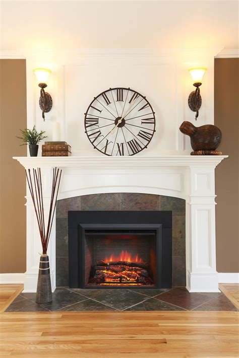 Diy Electric Fireplace Surround Plans