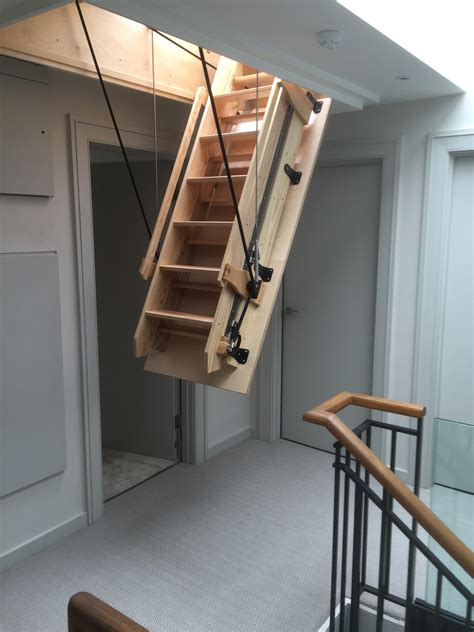 Diy Electric Loft Ladder