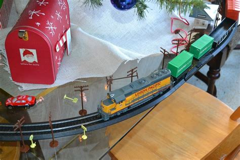 Diy Electric Train Table