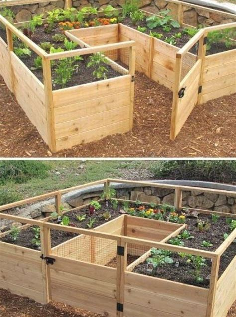 Diy Elevated Garden Bed Instructions