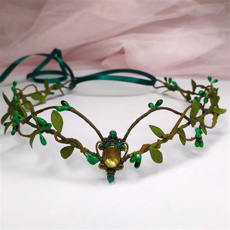 Diy Elf Crown