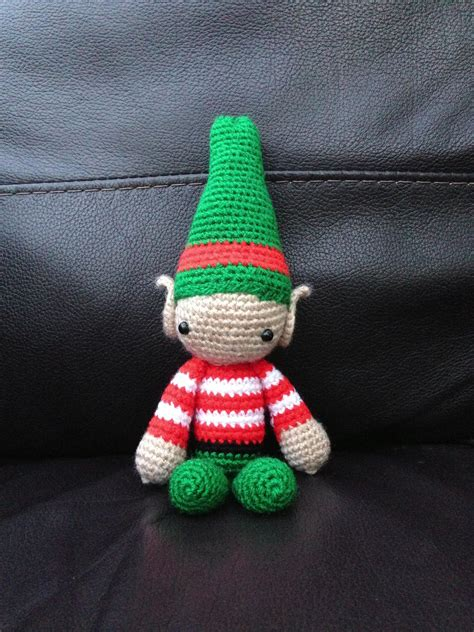 Diy Elf On The Shelf Crochet