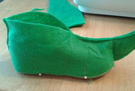 Diy Elf Shoes And Hat