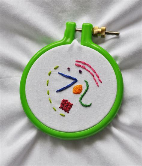 Diy Embroidery Stitches