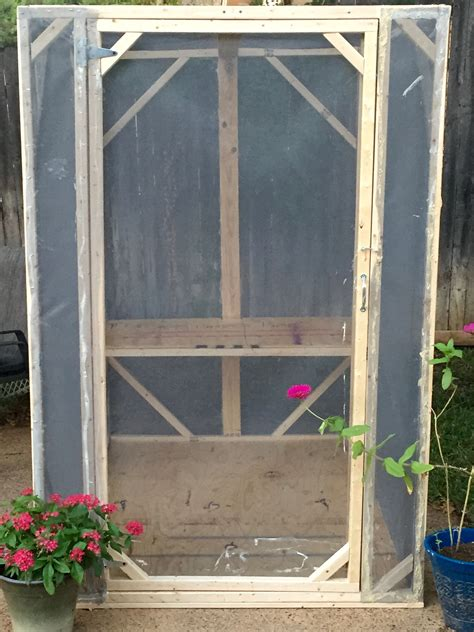 Diy Enclosed Butterfly Garden