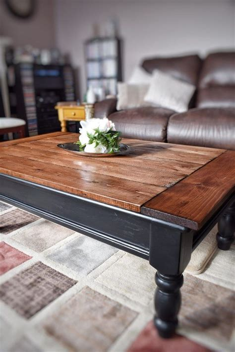 Diy End Table Makeover
