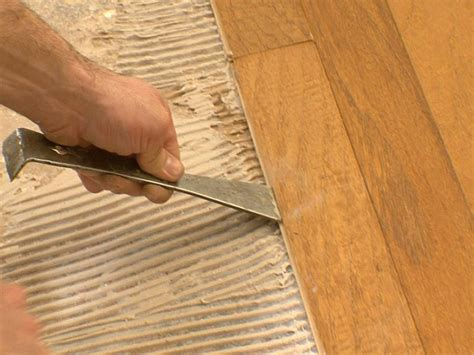Diy Engineered Wood Floors On Concrete
